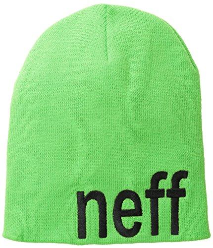 Neff, Cappellino da Uomo Form, Verde (Slime), Taglia unica
