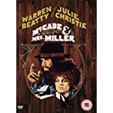 Mccabe And Mrs Miller [DVD] [1971]by Warren Beatty