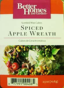 Better Homes And Gardens Spiced Apple Wreath
