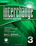 Interchange Level 3 Full Contact with Self-study DVD-ROM (Interchange Fourth Edition)