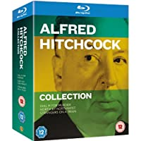 Alfred Hitchcock Collection on Blu-ray
