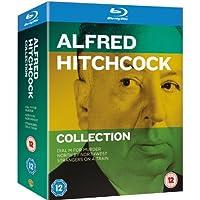 Alfred Hitchcock Box Set on Blu-ray