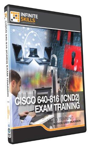 Cisco 640-816 (ICND2) Exam Training - Training DVD