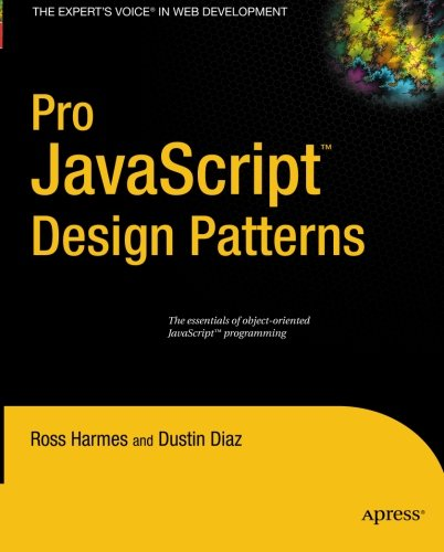 Image of Pro JavaScript Design Patterns (Recipes: a Problem-Solution Ap)