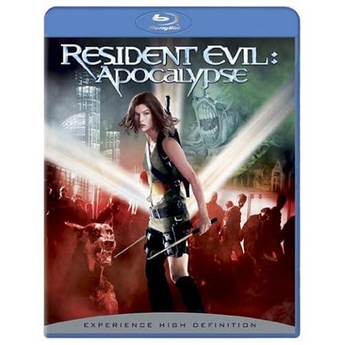 resident evil apocalypse blu-ray