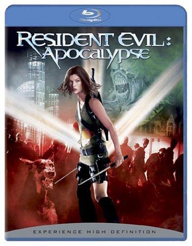 Resident Evil: Apocalypse / Обитель Зла 2: Апокалипсис (2004)