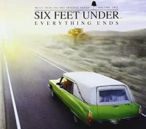 NEW Six Feet Under - Vol. 2-tv Soundtrack (CD)