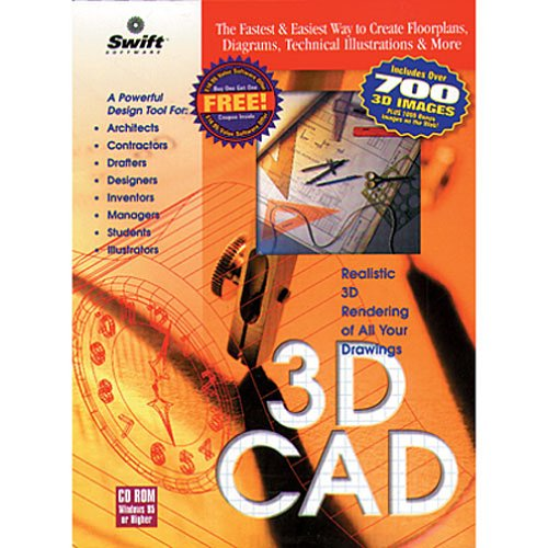 COSMI 3D CAD Graphic Mapping Program (PC)
