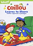Caillou:Caillou Learns to Share