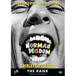 Norman Wisdom Double Feature Vol 6: The Early Bird & Press For Time