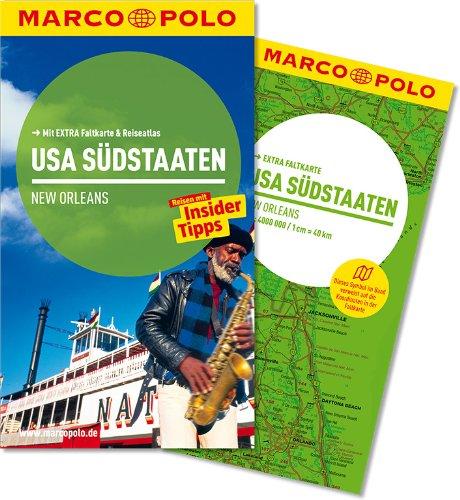 MARCO POLO Reiseführer USA Südstaaten, New