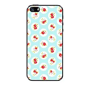 Vibhar printed case back cover for Apple iPhone 6s Plus BlueCherries