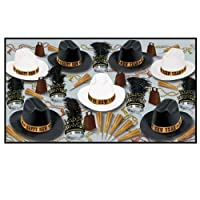 Western Nights Asst for 50 Party Accessory (1 count)