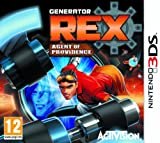 Generator Rex: Agent of Providence (Nintendo 3DS)