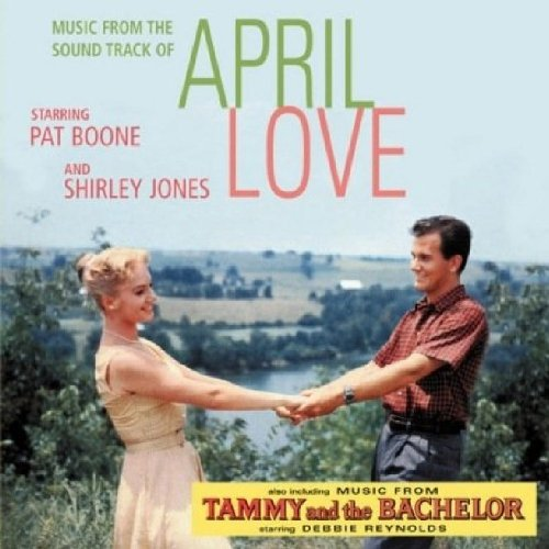 Pat Boone - April Love / Tammy and the Bachelor - Zortam Music
