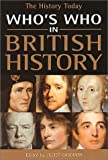 img - for Who's Who in British History book / textbook / text book