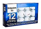 Bridgestone e5 Mint Refinished Official Golf Balls,12-Pack