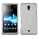 Diamante Phone Cases | Asmyna Premium Dazzling Diamante Phone Case for Sony Ericsson Xperia TL TL30AT thumbnail