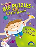 img - for Big Puzzles for Little Hands: The Bible Tells Me So book / textbook / text book