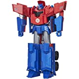 Transformers Robots in Disguise 3-Step Change Optimus Prime Action Figure