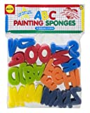 ALEX® Toys - Young Artist Studio Alphabet Sponges Model-320 (26 count)