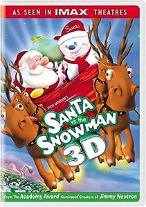 Santa Vs The Snowman 3d from Universal Studios