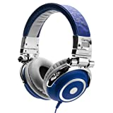 Idance Disco 500-Watt-Channel Recording Studio Equipment Blue and White