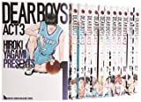 DEAR BOYS ACT3 コミック 1-12巻セット (講談社コミックス 月刊少年マガジン)