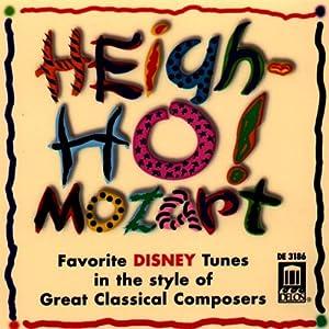 Heigh Ho Mozart ! Tubes Celebres Films Walt Disney