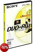 Sony Dvd+rw 4.7GB DPW120 - Confezione da 1