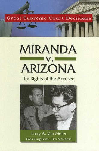 miranda v arizona case changed law enforcement Case opinion for us supreme court miranda v arizona  questioning as an instrument of law enforcement cases countenancing quite  miranda v arizona serves.