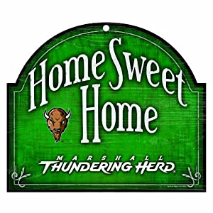 Buy NCAA Marshall Thundering Herd 10-by-11 Arch Wood Sign by WinCraft