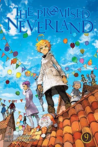 The Promised Neverland, Vol. 9 [Shirai, Kaiu] (Tapa Blanda)