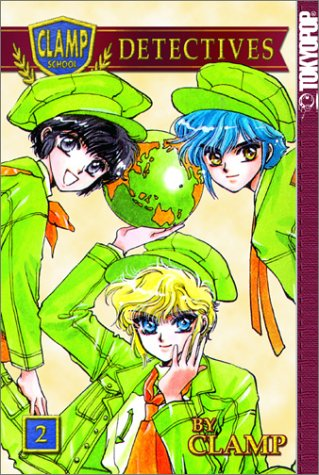 Clamp School Detectives, Book 2 (Can Clamp compare prices)