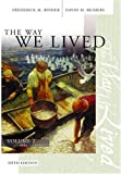 Volume Ii: 1865–present: Volume of ...Binder-The Way We Lived: Essays and Documents in American Social History (0312857608) by Binder, Frederick M.