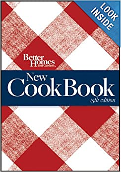 Better homes and gardens new cook book better homes and gardens 9780470560778 books Better homes and gardens latest episode