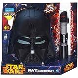 Star Wars Darth Vader Voice Changer Helmet with Lightsaber