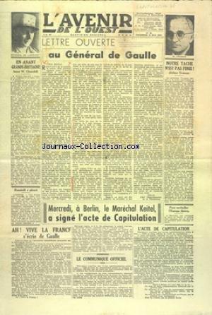avenir-de-louest-l-no-46-du-11-05-1945-lettre-ouverte-au-general-de-gaulle-en-avant-grande-bretagne-