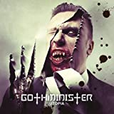 Utopia (CD+DVD edition) by Gothminister (2013)