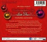 Image de Alle Jahre wieder!? Weihnachten bei Familie Thalbach.: Geschichten und Gedichte