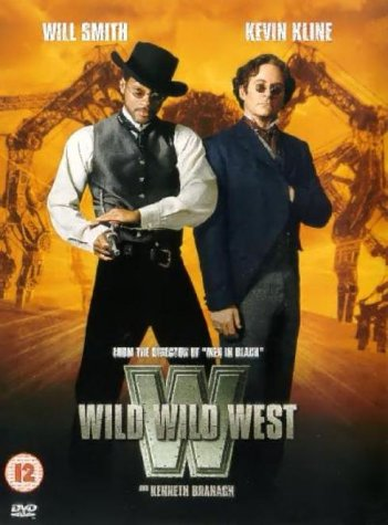 Wild Wild West (widescreen version) [DVD] [1999]