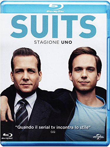 Suits Stagione 01 [Blu-ray] [IT Import]