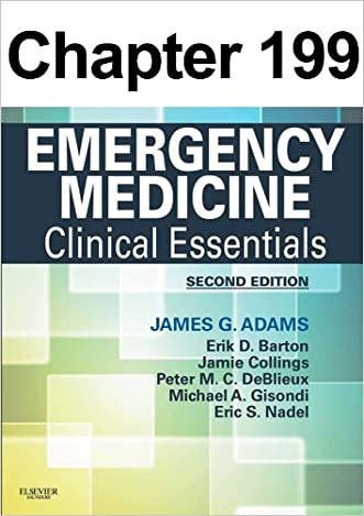 Addiction: Chapter 199 of Emergency Medicine