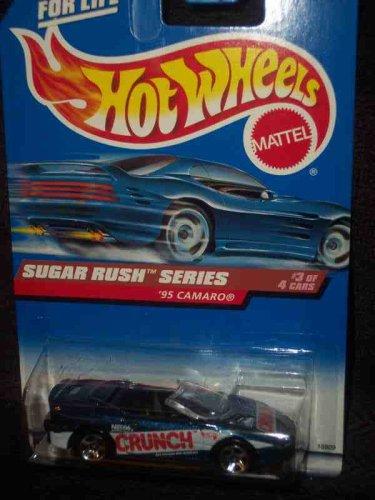 Sugar Rush Series #3 1995 Camaro Malaysia #743 Mint