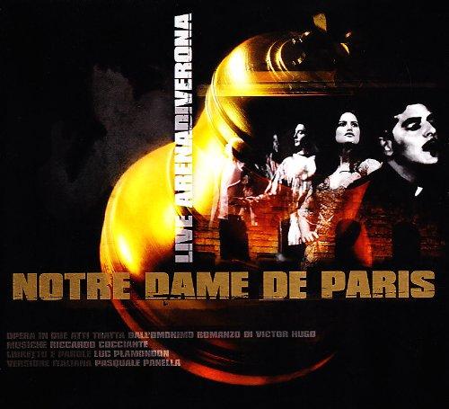 Notre Dame De Paris (Doppio Live At Arena Di Verona) [2 CD]