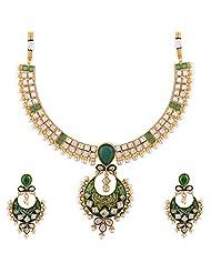 Bhagwathi Antique Necklace Set (BGPS007)