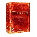 Merlin - the Complete Fifth Series [UK import, Region 2 PAL format]