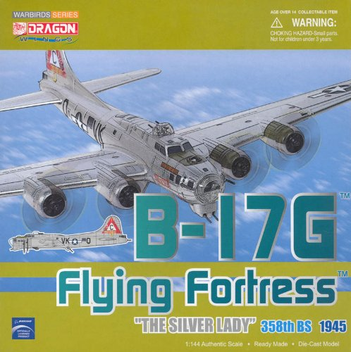 Dragon 1/144 B-17G Bombardment Squadron