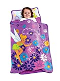 Disney Sprinkling Pixie Dust Toddler Nap Mat Roll, Tinkerbell (Discontinued by Manufacturer)