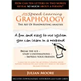Graphology - The Art Of Handwriting Analysis (Speed Learning Book 3)by Julian Moore